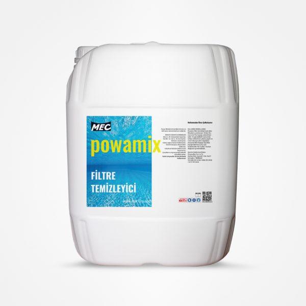 Filtre Temizleyici Powamix 30Kg
