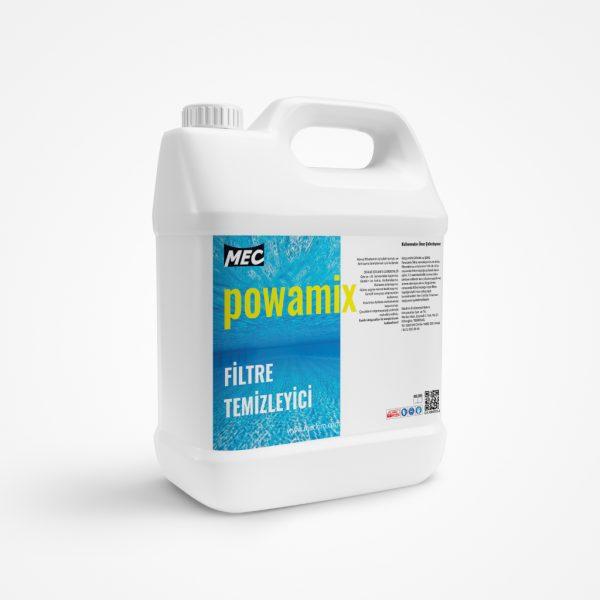 Filtre Temizleyici Powamix 6Kg