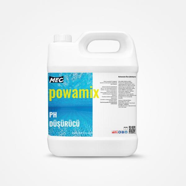 Ph Düşürücü Powamix 6Kg