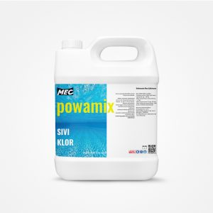 Sıvı Klor Powamix 6Kg